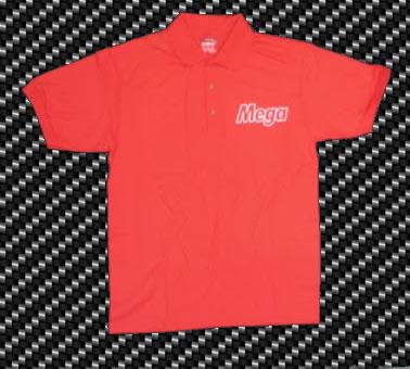 Mega Polo shirts