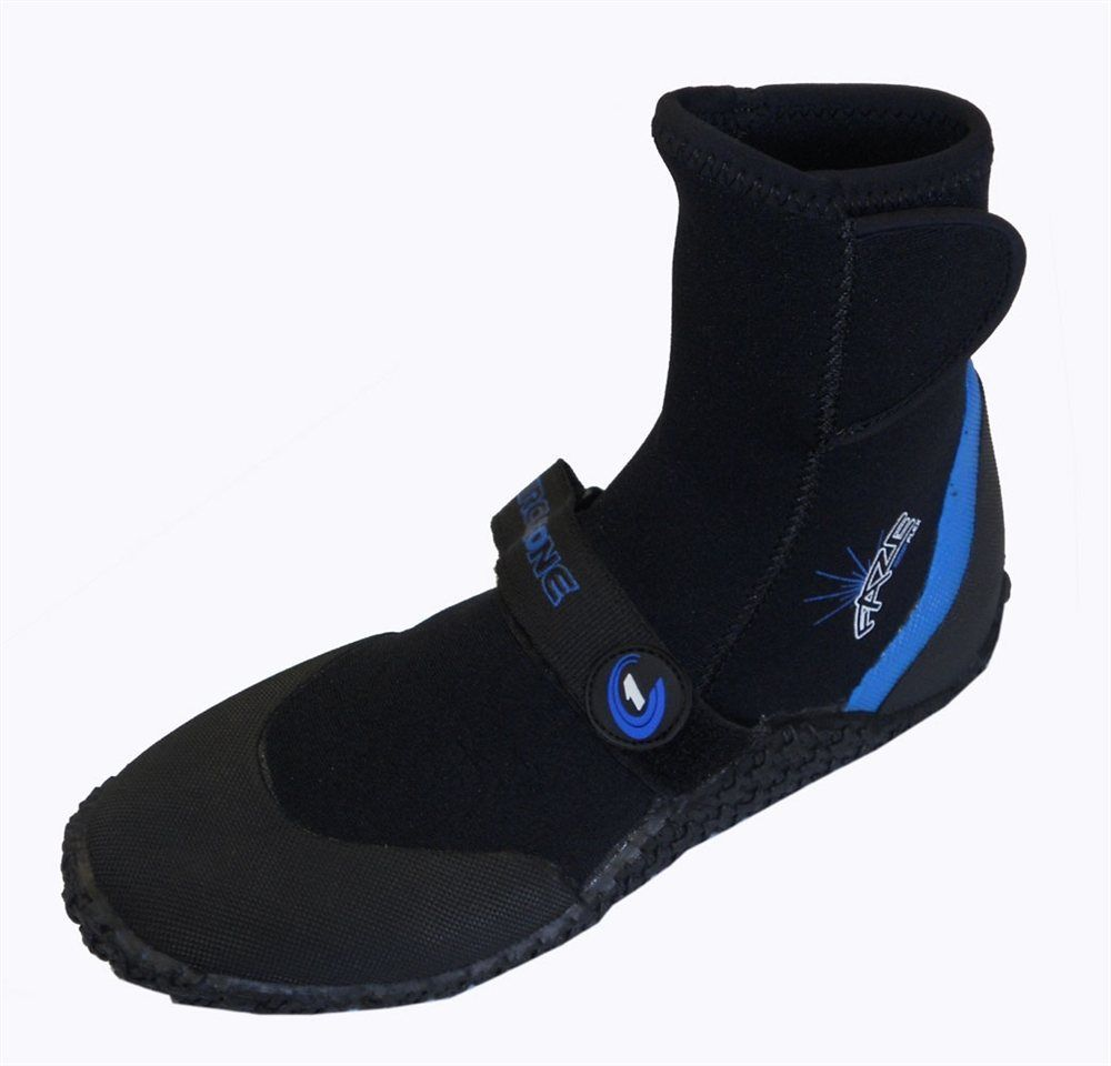 Circle One Adult 3mm Wetsuit Boots size 8UK