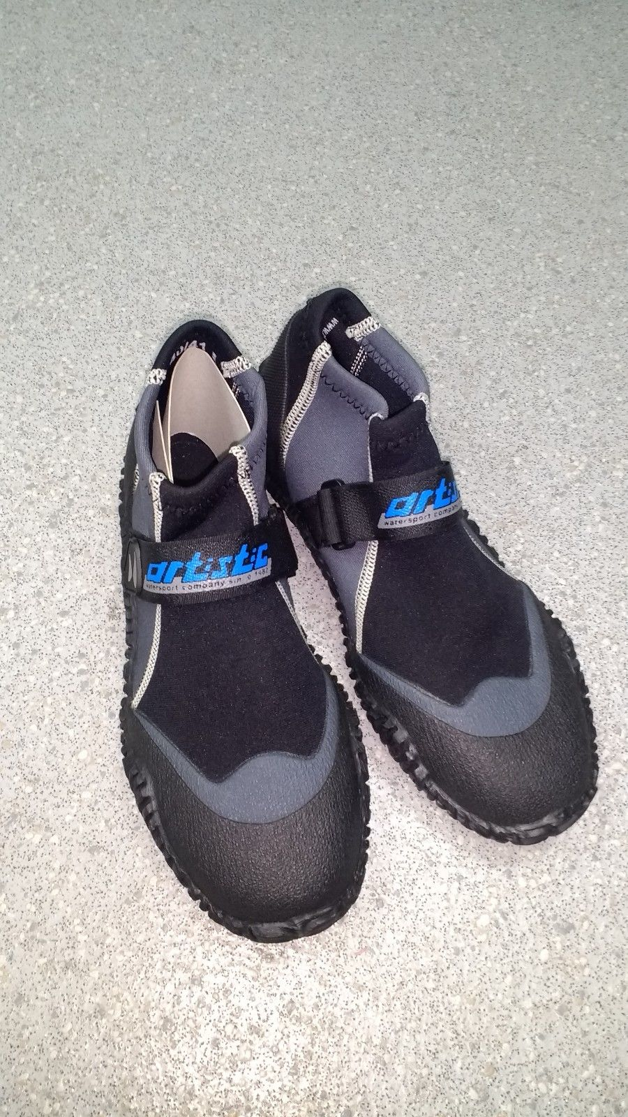 Neoprene boots Low Top (Slipper) Size 40/41