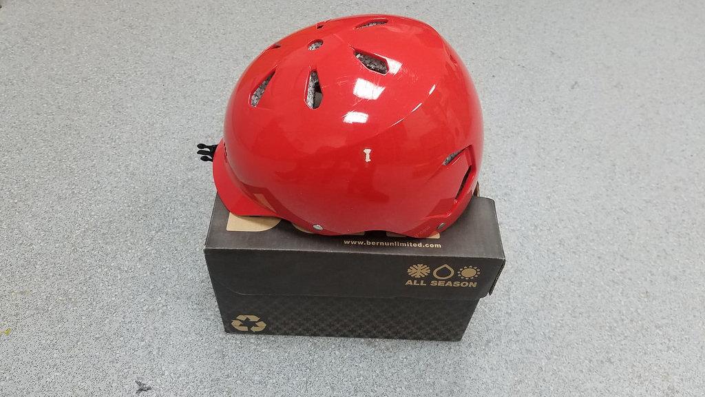 Bern Watts WW helmet