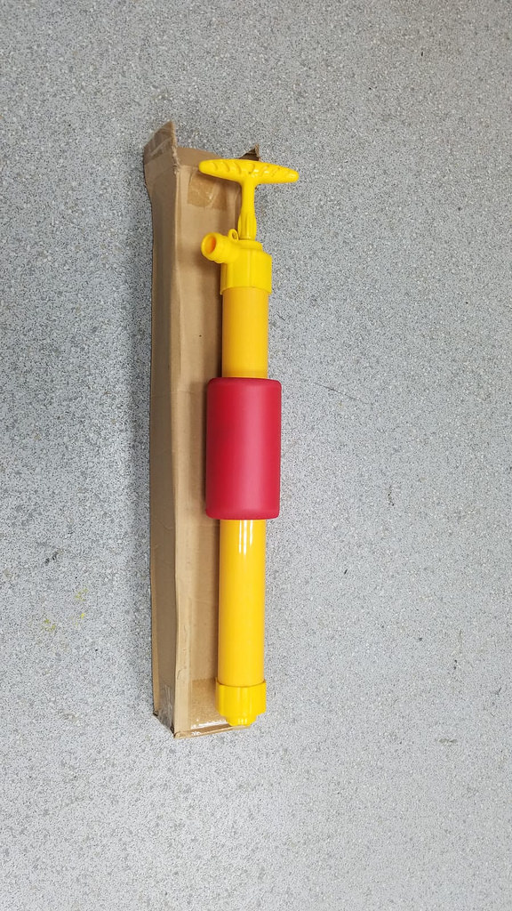 Bailer pump
