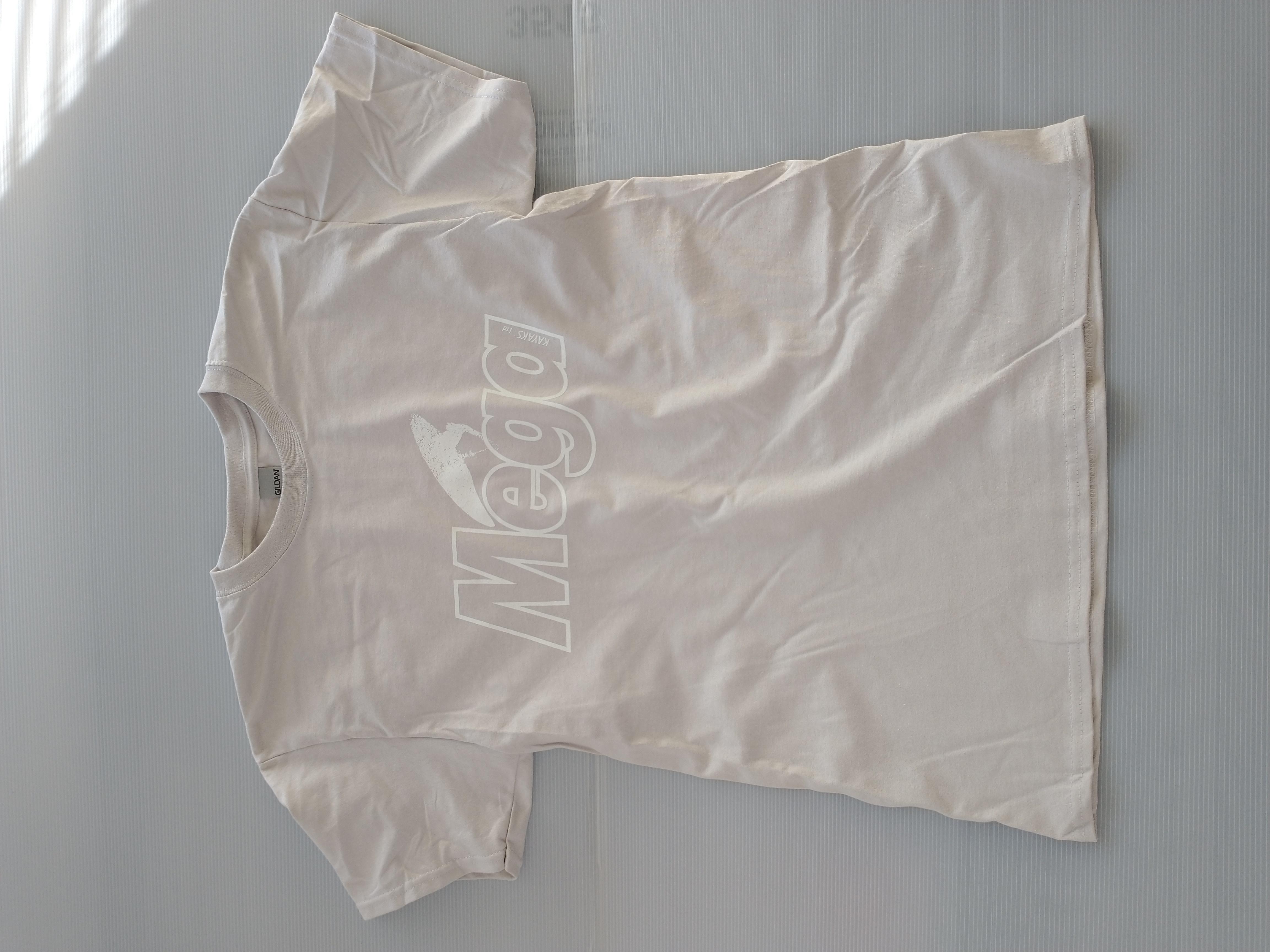 Mega T Shirt ( Stone grey)
