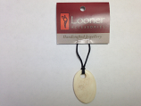 Looner Bone block necklace