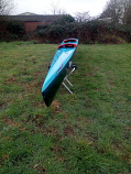 Mega Raider K2 Racing Kayak