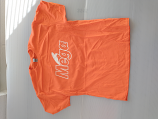 Mega T Shirt (Orange)